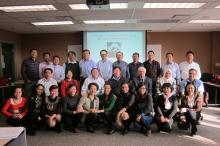 Delegation of Sichuan Provincial Health Department, China and LAMPS team